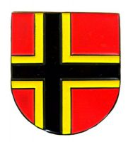 Pin Anstecker Deutscher Widerstand Wappen Anstecknadel