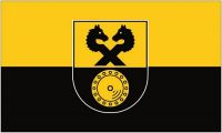 Fahne / Flagge Stelle Landkreis Harburg 90 x 150 cm