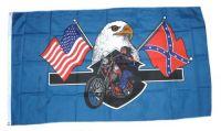 Fahne / Flagge Highway Hero 90 x 150 cm