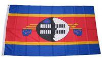 Flagge / Fahne Swasiland Hissflagge 90 x 150 cm