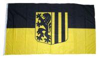 Flagge / Fahne Dresden Hissflagge 90 x 150 cm