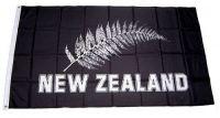 Fahne / Flagge New Zealand Feder  150 x 250 cm
