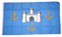 Fahne / Flagge Isle of Wight Council 90 x 150 cm