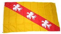Fahne / Flagge Frankreich - Lothringen 90 x 150 cm