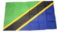 Flagge / Fahne Tansania Hissflagge 90 x 150 cm