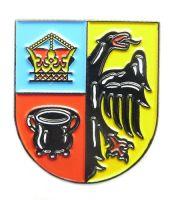 Pin Nordfriesland Wappen Anstecker NEU Anstecknadel