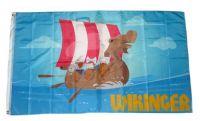 Fahne / Flagge Wikinger 90 x 150 cm