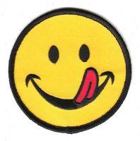 Aufnäher Patch Smile
