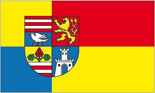 Fahne / Flagge Slowakei - Košice 90 x 150 cm
