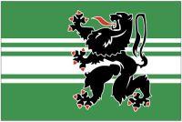 Fahnen Aufkleber Sticker Belgien - Ostflandern