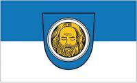 Fahne / Flagge Künzelsau 90 x 150 cm