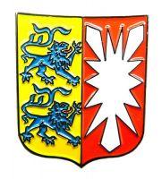 Pin Schleswig Holstein Wappen Anstecker NEU Anstecknadel