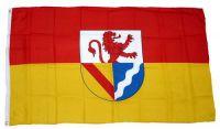 Flagge / Fahne Landkreis Lörrach Hissflagge 90 x 150 cm